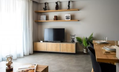 Modern Historic Center of Athens 2BR Apartment